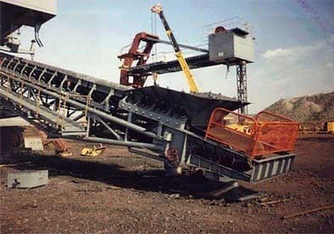 Reconstruction of Crawler Conveyers PVZ 2500/45/27